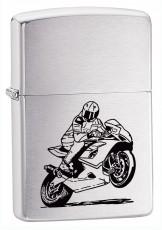 Zippo Windproof Petrol Lighter 200 BIKE