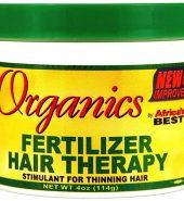 Africa's Best Organics Fertilizer Hair Therapy 4oz