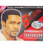 Lusters S Curl No Lye Kit Extra Strength