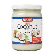 Niharti Pure Coconut Oil 500ml