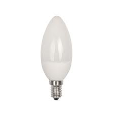 Power Plus Candle LAMP LED SES CooL White 4.5W -> 45W