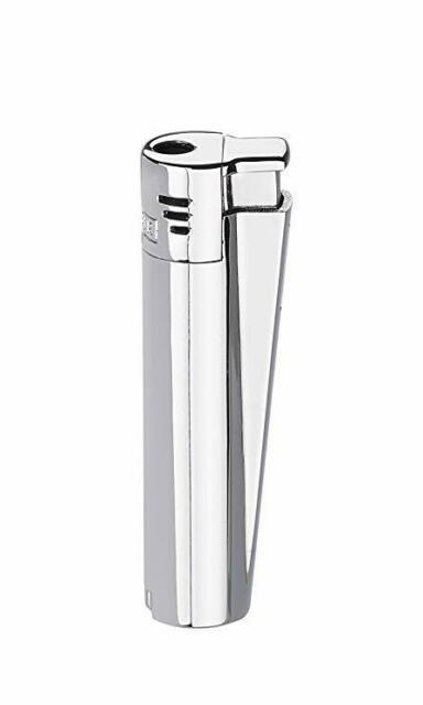 Clipper Metal Gift Silver Flint Lighter (Gift Box)
