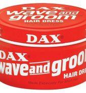 DAX Wave & Groom Max Hold Hair Dress 3.5oz