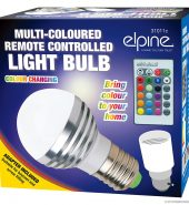 Elpine 3w LED Remote Control Light Bulb