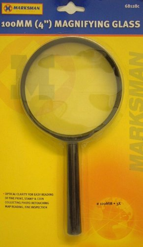 "4"" Magnifier Glass 120mm"