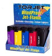5 x Torjet Windproof Jet Lighter