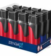 Zenga Slim Windproof Jet Lighter