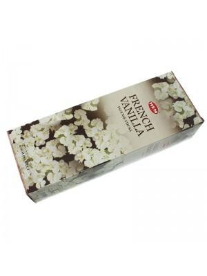 HEM Incense Sticks 6 x 20's - French Vanilla