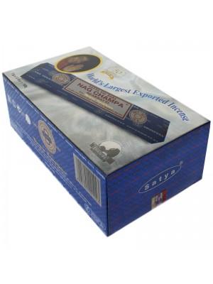 Sai Baba Satya Nag Champa Incense Sticks 12x15g