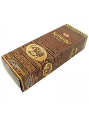 HEM Incense Sticks 6 x 20's - Sandalwood