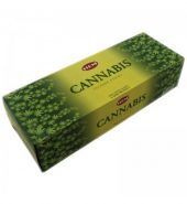 HEM Incense Sticks – Cannabis Leaf 20's