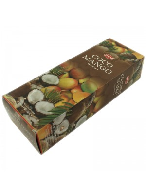 HEM Incense Sticks 6 x 20's - Coco Mango