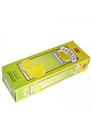 HEM Incense Sticks 6 x 20's - Lemon