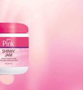 Luster's Pink Shinin' Jam 6oz
