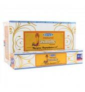Satya Natural Jasmine Incense Sticks 12 packs of 15's
