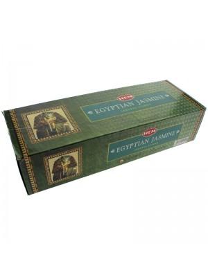 HEM Incense Sticks 6 x 20's - Egyptian Jasmine