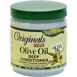 Africa's Best Originals Olive Oil Deep Conditioner 15oz