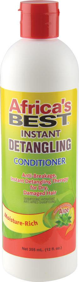 Africa Best Detangling Conditioner 12oz