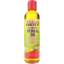 Africa Best Ultimate Herbal Oil 8oz