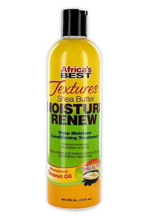 Africa Best Textures Moist Renew Deep Cond Treatment 12oz