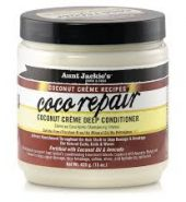 Aunt Jackie's Coconut Creme Coco Repair Deep Conditioner 15oz