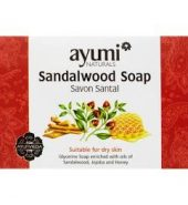 Ayuuri Natural Sandalwood Soap 100g