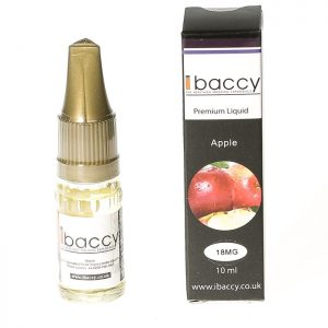 iBACCY E Liquid Apple 10ml