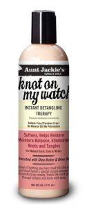 Aunt Jackie Knot on my Watch Detangler 12oz
