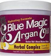 Blue Magic Argan Oil Herbal Complex 12oz