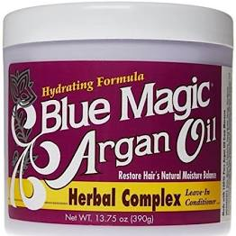 Blue Magic Argan Oil Herbal Complex 12oz