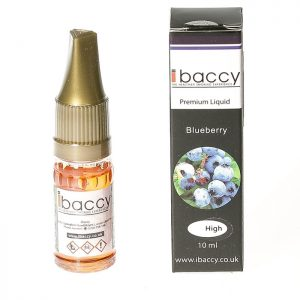 iBACCY E Liquid Blueberry 10ml