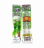 Blunt Wrap Double Platinum Emerald – 2 Blunts per Pack