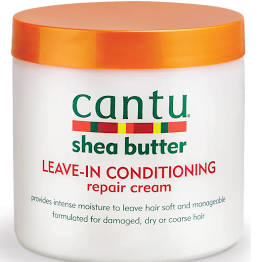 Cantu Shea Butter Leave In Crean Conditioner Argan 16oz