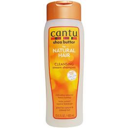 Cantu Shea Butter Sulfate Free Cleansing Cream Shampoo 12oz