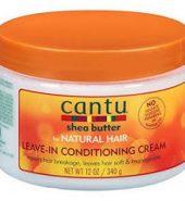 Cantu Shea Butter Nat Leave In Conditioning Cream 12oz