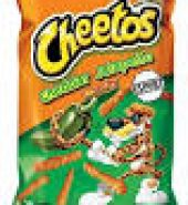 CHEETOS® Crunchy Cheddar Jalapeño Cheese Flavored Snacks 227g