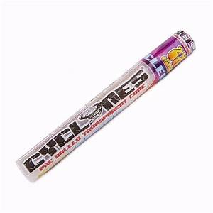 2 x Cyclone Clear Purple Flavoured Pre Rolled Cones