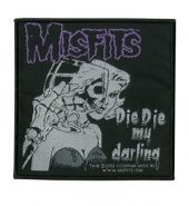 Misfits 'Die Die My Darling' Patch
