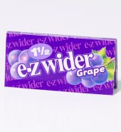 3 x EZ-Wider Grape Flavoured 1½ Size Rolling Papers