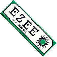 5 x EZEE Green Standard Rolling Papers