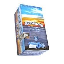 2 x Elements King Size Slim 5m Rolls