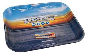 Elements Large Metal Rolling Tray 340mm x 280mm