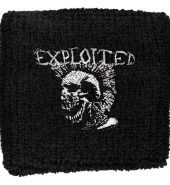 THE EXPLOITED Sweatband – MOHICAN SKULL