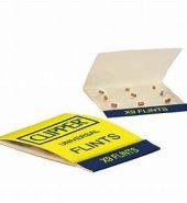 Clipper Universal Flints on a Card