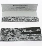 2 x Highland Headquarter Rolling Papers and Roach Tips