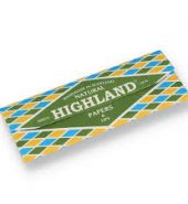 2 x Highland Light Thin King Size Rolling Papers & Tips
