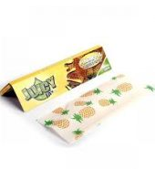 2 x Juicy Jays Pineapple King Size Slim Flavoured Rolling Papers