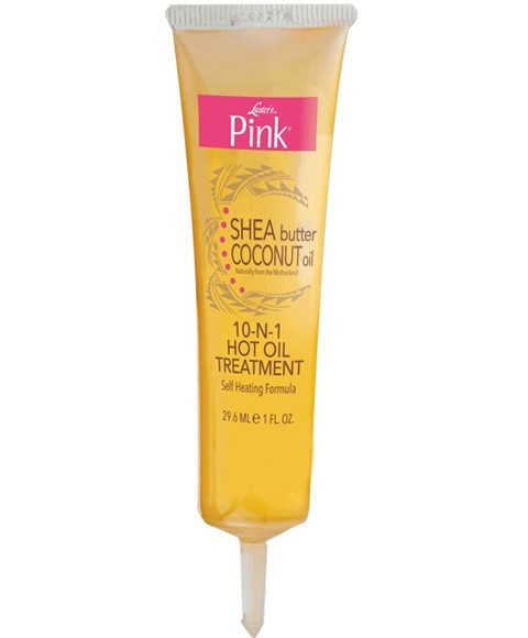 Luster's Pink - Hot Oil Treatment - 1oz
