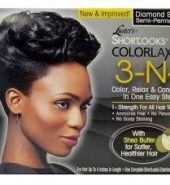 Luster's Shortlooks Colorlaxer 3-n-1