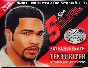 Luster's Scurl Texturizer Extra Strength - 2 Applications